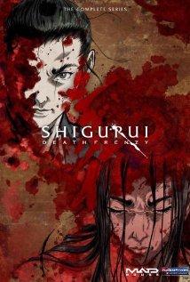 Shigurui: Death Frenzy: Season 1