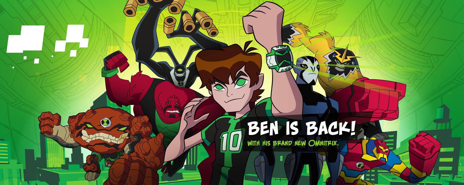 Ben 10: Omniverse: Season 8