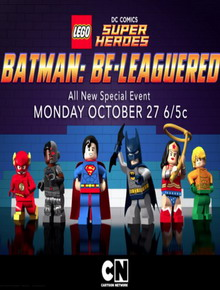 Lego: Batman Be-leagured
