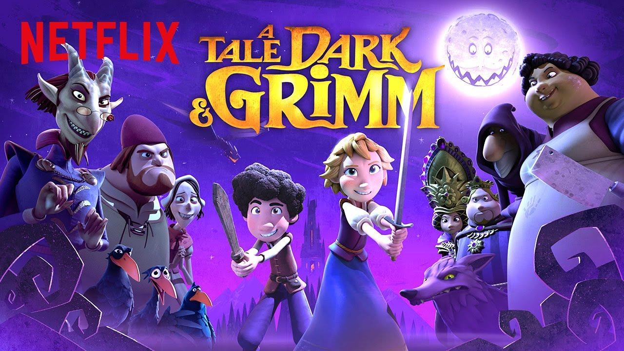 A Tale Dark And Grimm: Season 1
