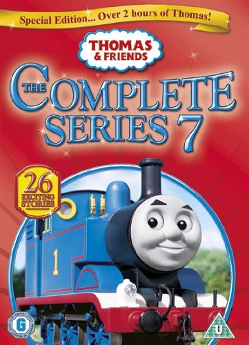 Thomas The Tank Engine & Friends: Season 7