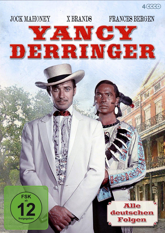 Yancy Derringer: Season 1