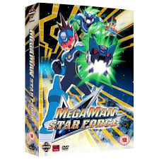 Megaman Star Force (sub)