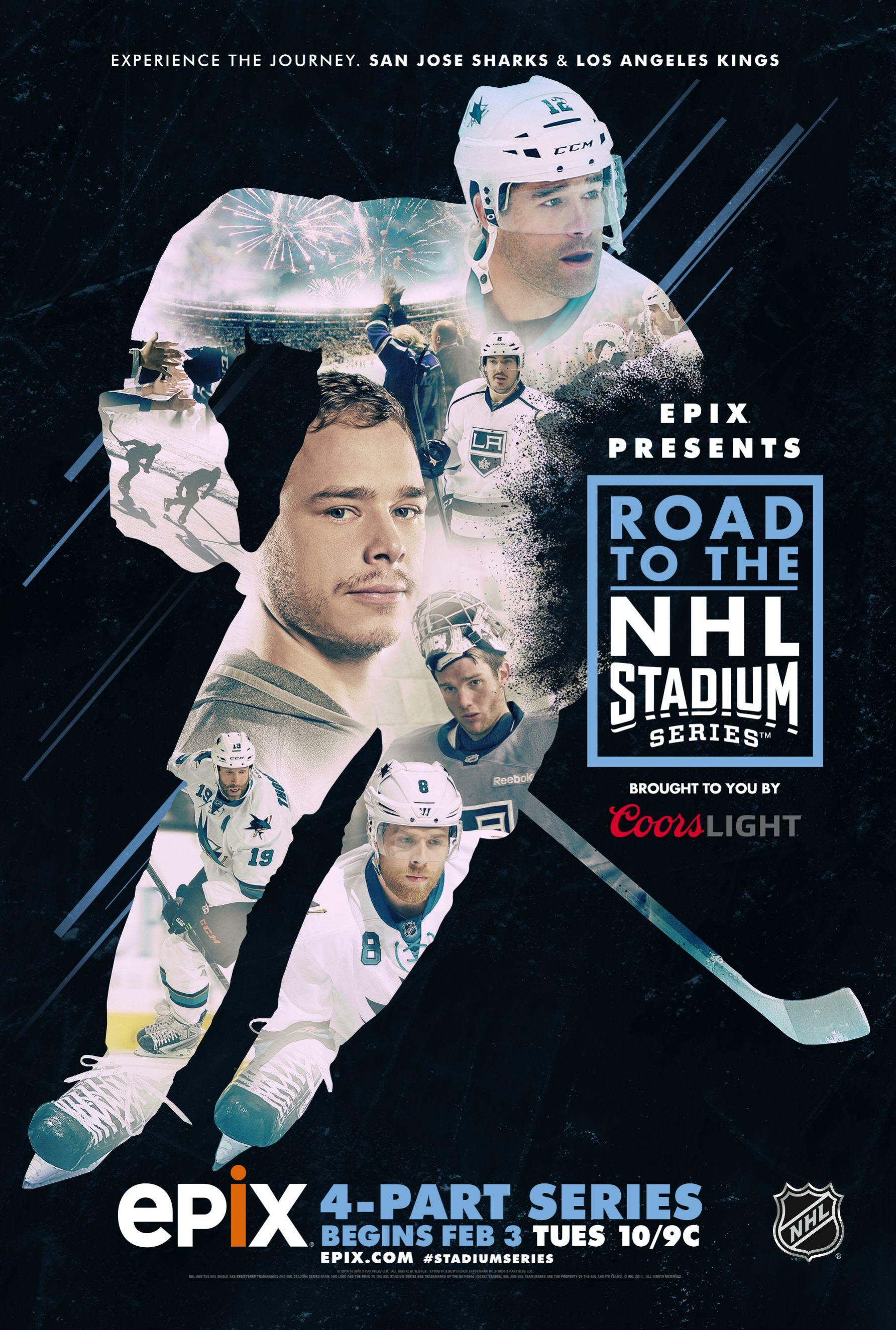 Epix Presents: Road To The Nhl Stadium Series: Season 1