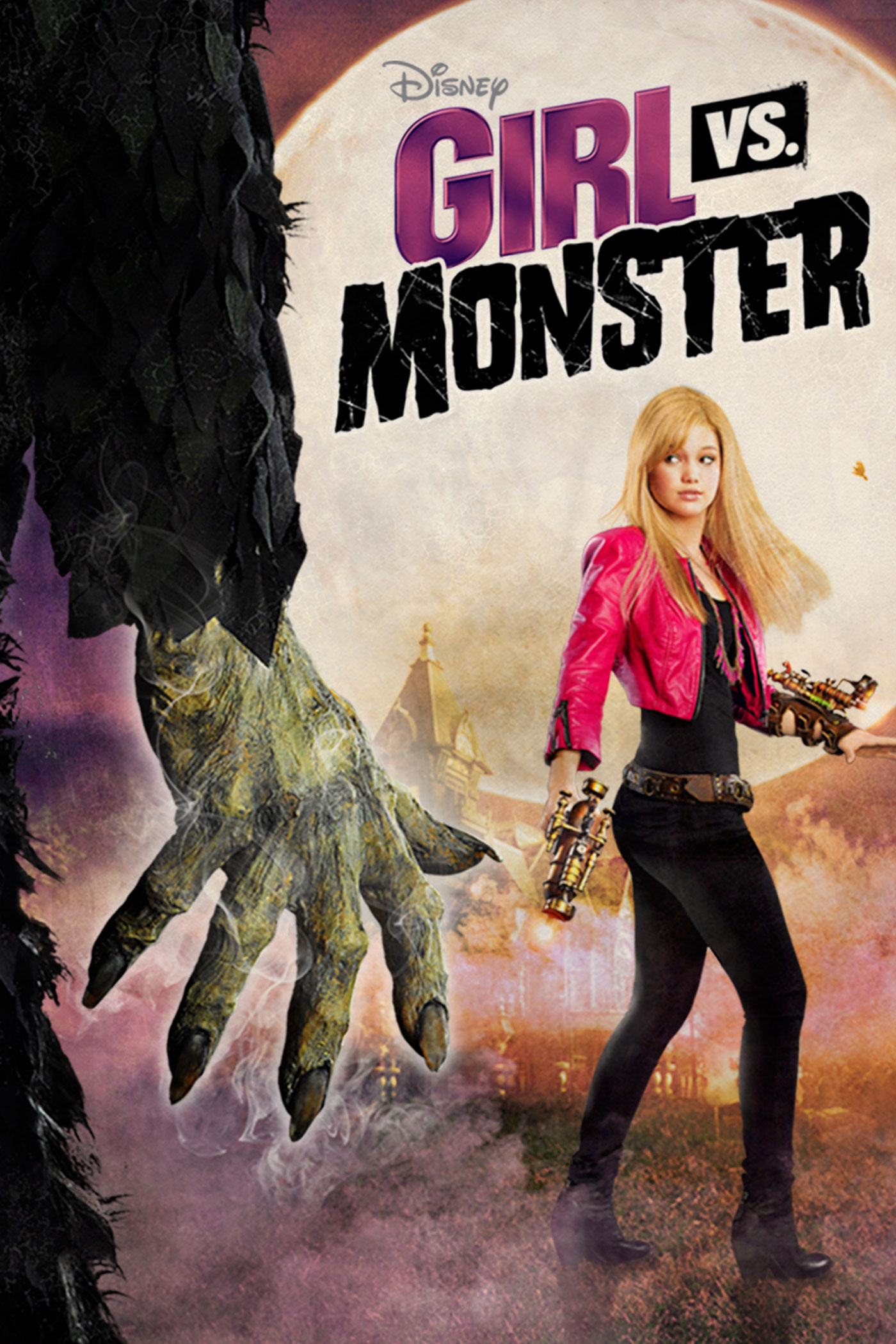 Girl Vs. Monster