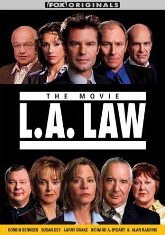 L.a. Law: Season 3