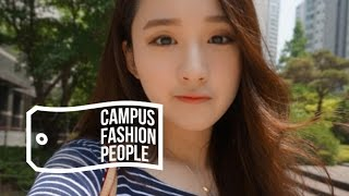 Campus Fashion People