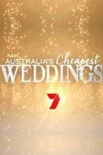 Australia's Cheapest Weddings: Season 1