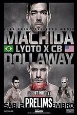 Ufc Fight Night 58: Machida Vs. Dollaway Prelims