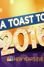 A Toast To 2016