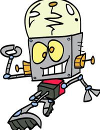 Whatever Happened To Robot Jones?