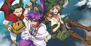 Magi: Sinbad No Bouken (tv) (dub)