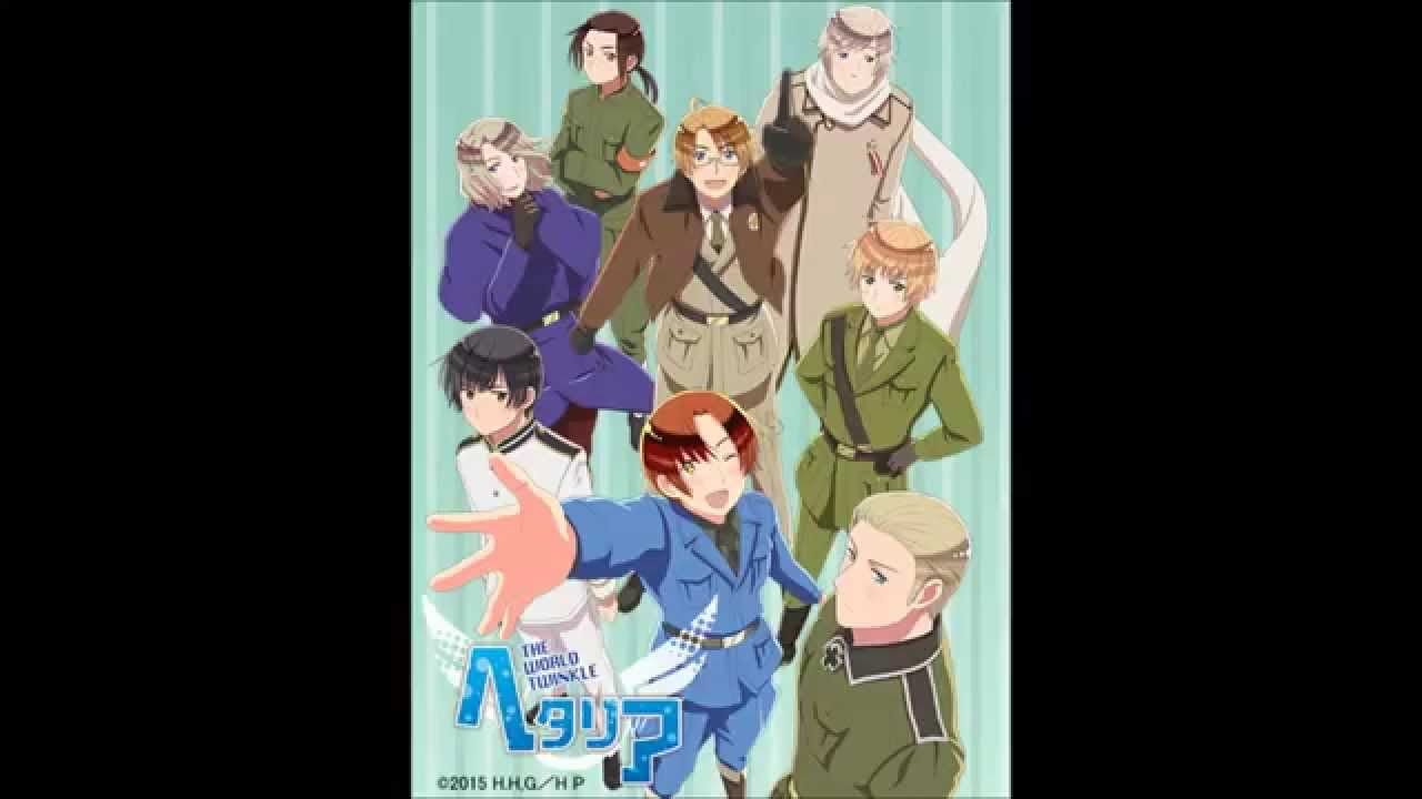 Hetalia: The World Twinkle: Season 1