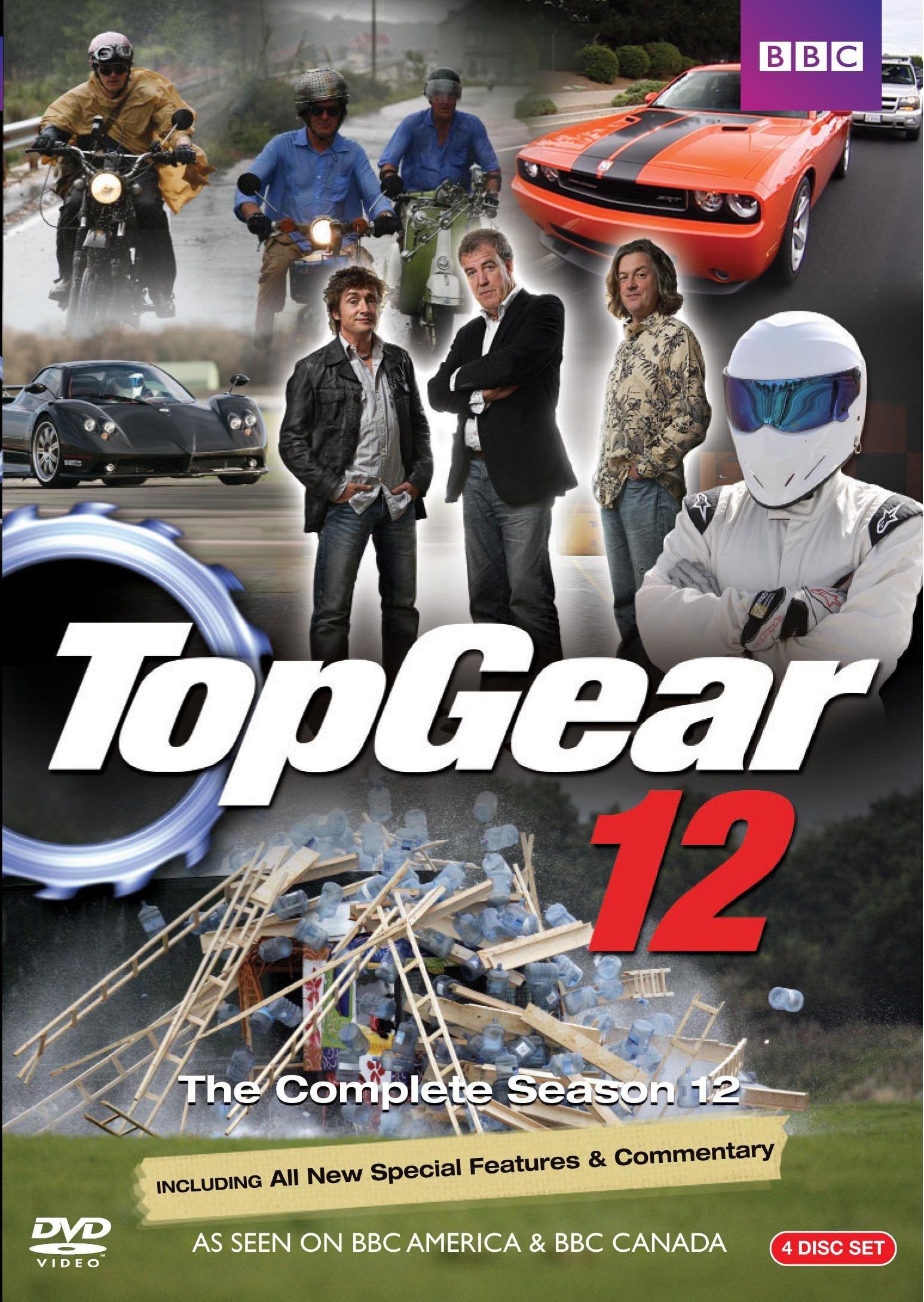 Top Gear: Season 12