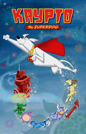 Krypto The Superdog: Season 2
