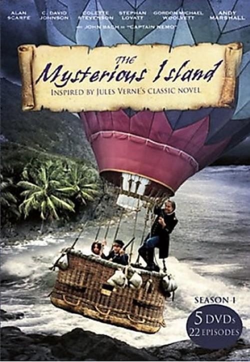 Mysterious Island: Season 1