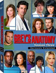 Grey's Anatomy: Season 3