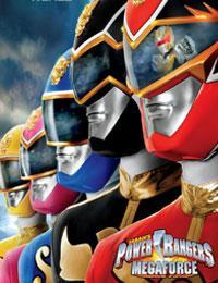 Power Rangers Megaforce: Season 2