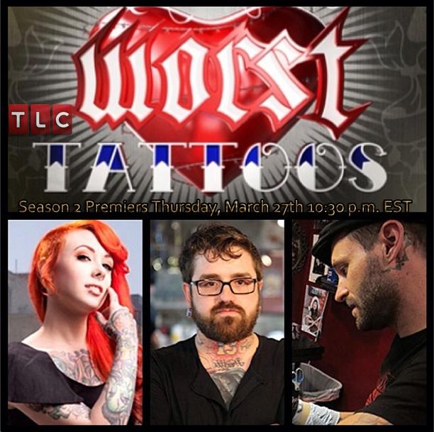 America's Worst Tattoos: Season 2