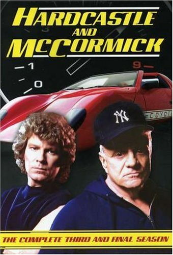 Hardcastle And Mccormick: Season 3