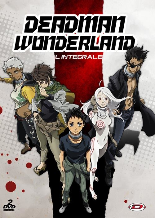 Deadman Wonderland: Season 1