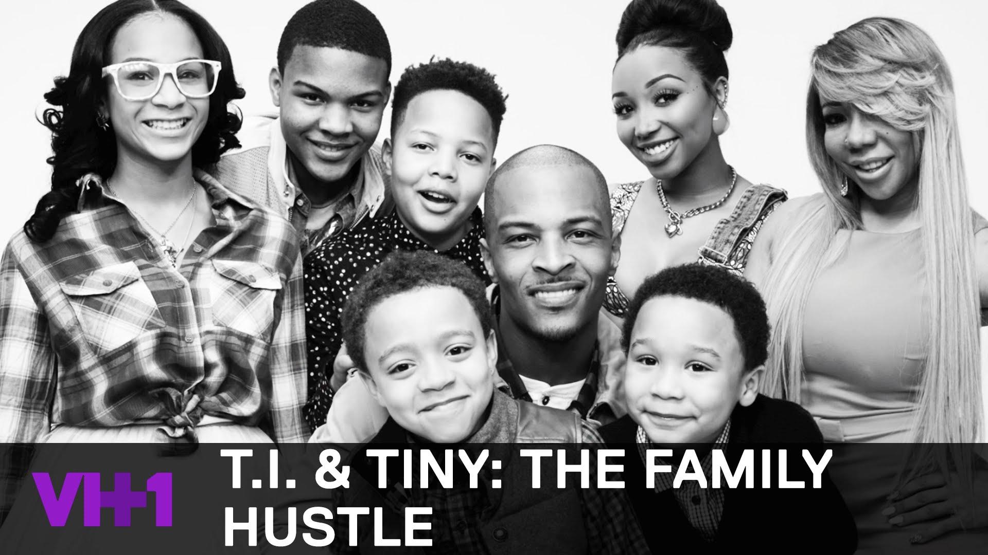 T.i. & Tiny: The Family Hustle: Season 5