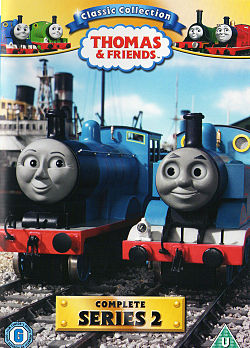 Thomas The Tank Engine & Friends: Season 2