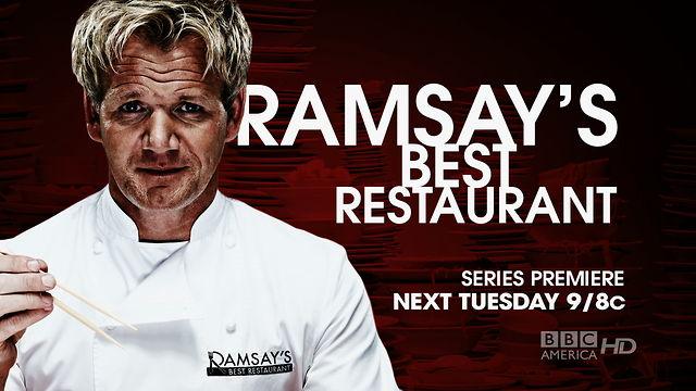 Ramsay's Best Restaurant: Season 1