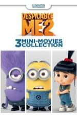 Despicable Me 2 3 Mini-movie Collection