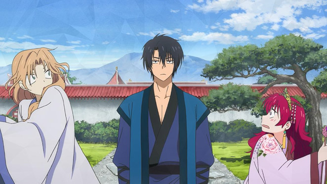 Akatsuki No Yona: Season 1