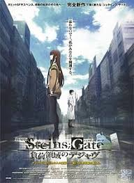 Steins;gate: Fuka Ryouiki No Déjà Vu (sub)