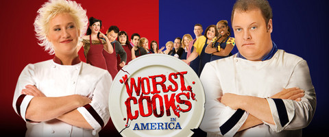 Worst Cooks In America: Season 3