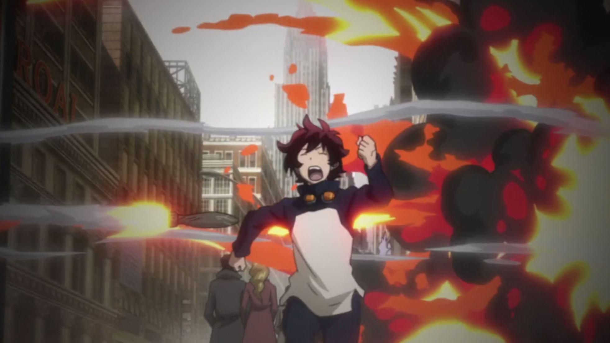 Kekkai Sensen: Season 1