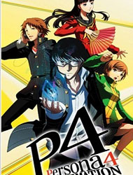 Persona 4 The Animation (dub)