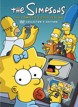 The Simpsons: Season 8
