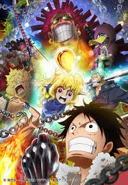 One Piece: Heart Of Gold (dub)