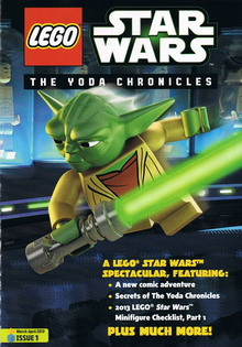 The New Yoda Chronicles: Raid On Coruscant