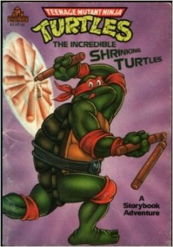 The Incredible Shrinking Turtles: Season 10