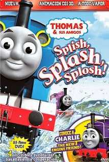 Thomas & Friends Splish, Splash, Splosh
