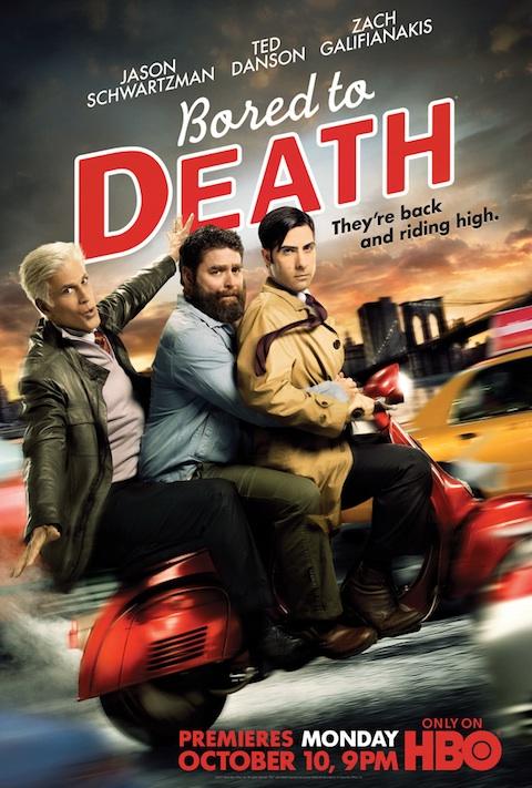 Bored To Death: Season 3
