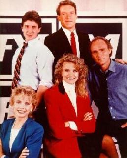 Murphy Brown: Season 4