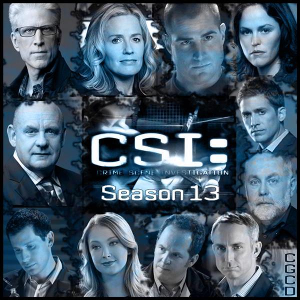 Csi: Crime Scene Investigation: Season 13