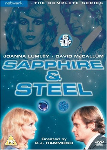 Sapphire & Steel: Season 4