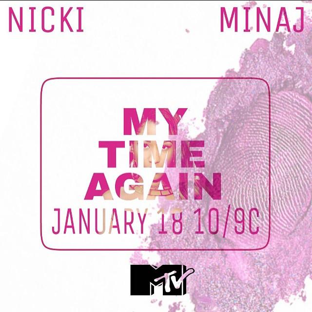 Nicki Minaj: My Time Again: Season 1