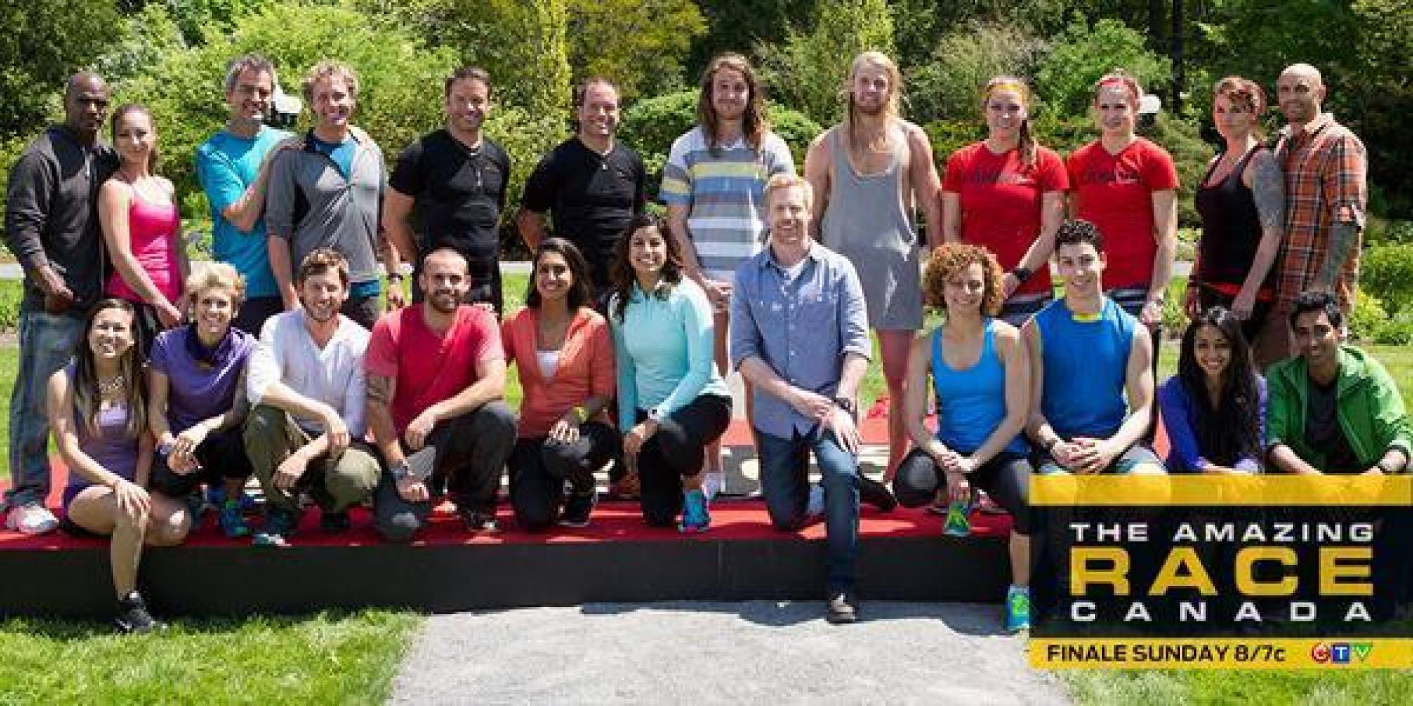 The Amazing Race Canada: Season 1