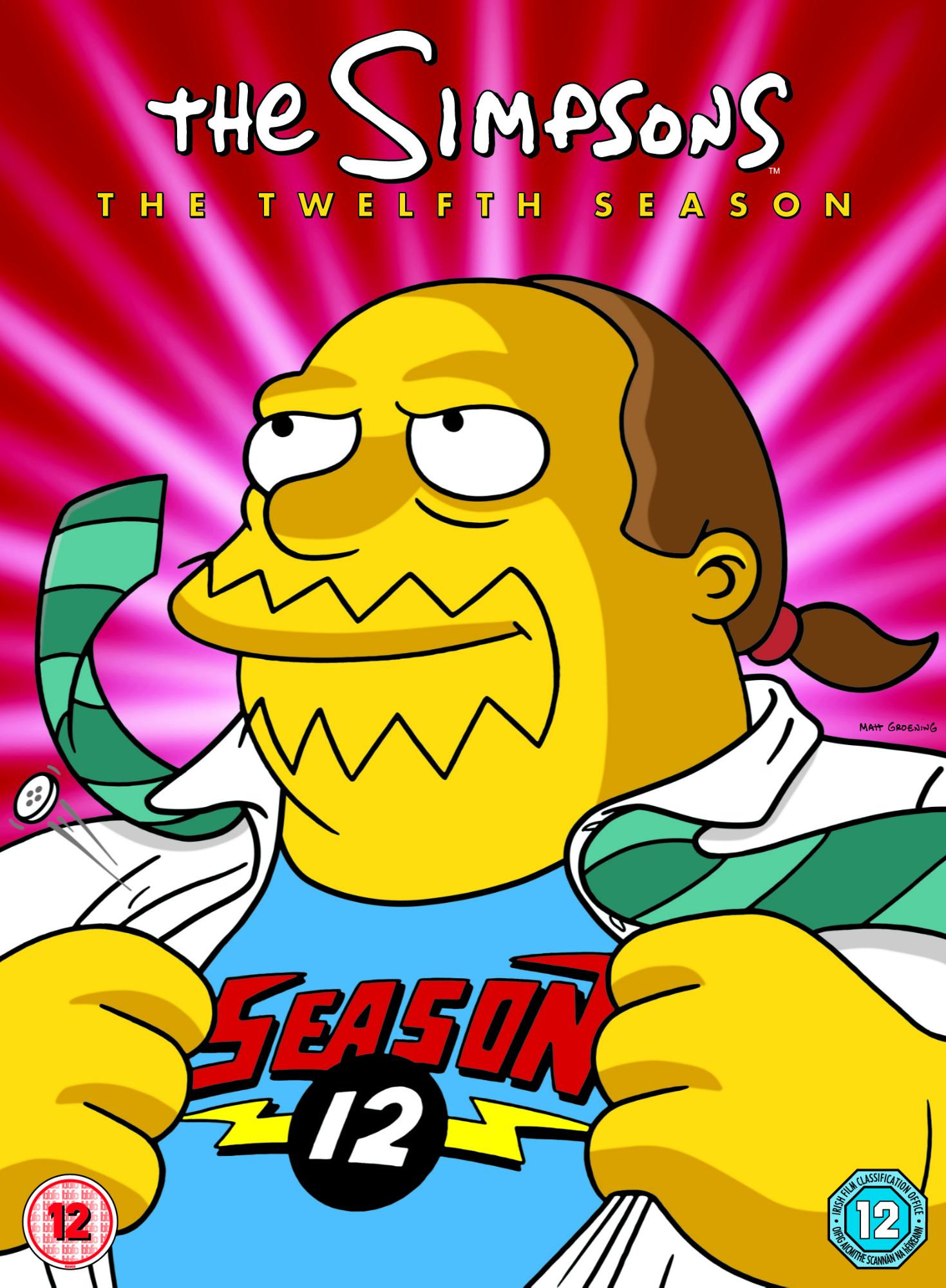 The Simpsons: Season 12