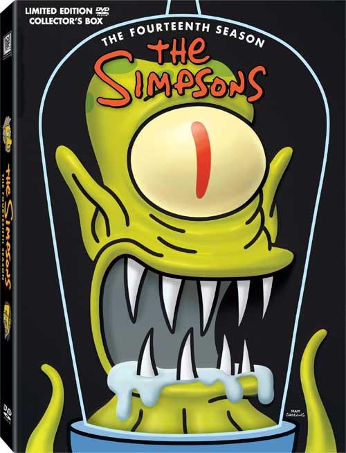The Simpsons: Season 14