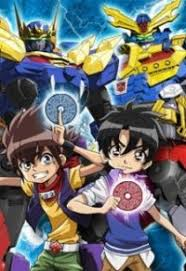 Sanjougattai Transformers Go! Shinobi