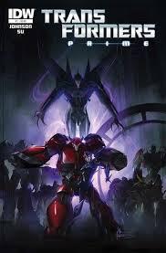Transformers Prime: Season 3