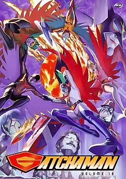 Kagaku Ninja-tai Gatchaman: Season 2